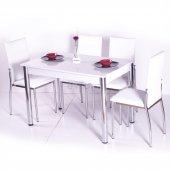Masa Takımı Mutfak Sandalyesi Yemek Masası Uygun Fiyat-6