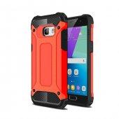 Samsung Galaxy J4 Plus Kılıf Armor Kırmızı