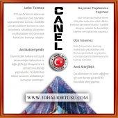 CANEL RENKLİ KUTULAR 3D LASTİKLİ HALI ÖRTÜSÜ HALI KILIFI-3