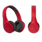 Motorola Pulse Escape Bluetooth Kulaklık Kırmızı...