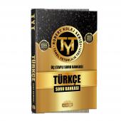 Tyt Türkçe Üç Etaplı Soru Bankası Robert Kolej Serisi