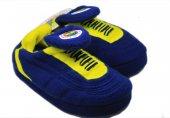 Fenerbahçe Lisanslı Kışlık Erkek Bayan Ev Ayakkabısı Panduf 58546