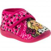 Yeni Yıla Özel İndirim Orijinal Barbie Çocuk Panduf Ev Kreş Ayakkabısı 90049