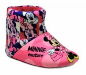 .orijinal Minnie Mouse Çocuk Panduf Ev Kreş...