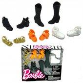 Barbienin Son Moda Ayakkabıları-3