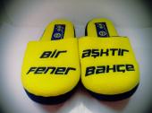 Lisanslı Fenerbahçe Bayan Çocuk Terlik Taraftar...
