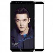 Huawei Honor 9 Lite Kırılmaz 3D Tam Ekran Koruyucu Cam Full+Ekran Cam Koruma-3