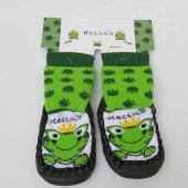 Kurbağa Çarıklı Çorap