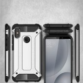 Xiaomi Redmi Note 4X Sert Zırh Çift Katmanlı Kılıf - Tank Korumal