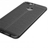 HTC Desire 12 Plus Niss Silikon Kılıf + Ekran Koruyucu Cam-8