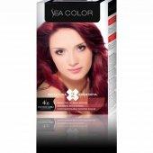 Sea Color Set Boya 4.6 Kestane Kızıl