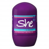 She Deo Roll On 40 Ml Sexy