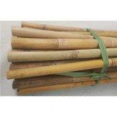 Bambu Cubuk 300 Cm 15 25 Mm 20 Adet Bambu Bitki...