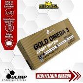 Olımp Gold Omega 3 Balık Yağı 120 Kapsül(Skt 03...