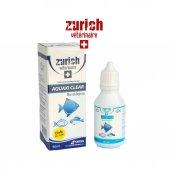 Zurich Veterinaire Akvaryum Su Berraklaştırıcı 50ml