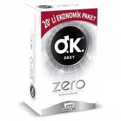 Okey Prezervatif Zero Ekonomik 20li