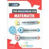 Cevdet Özsever Yeni Başlayanlar İçin Matematik 1.kitap