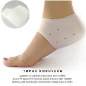 Medifoot Topuk Koruyucu Çorap (Çift)