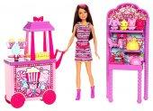 Barbie Sisters Popcorn & Souvenirs Playset-3