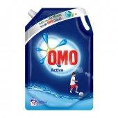 Omo Sıvı Pouch Actıve 1350 Ml