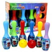 Dede Oyuncak Pijamaskeliler Pjmasks Bowling Set