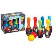 Dede Oyuncak Spiderman Bowling Set