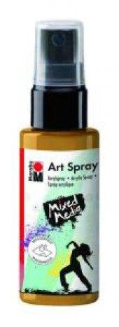 Marabu Art Spray Akrilik Sprey Boya 50 Ml. 084...