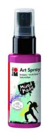 Marabu Art Spray Akrilik Sprey Boya 50 Ml. 034...