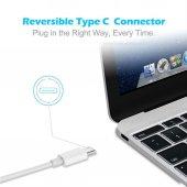 USB 3.1 Type C - Apple Lightning Dönüştürücü Kablo 1 Metre-3