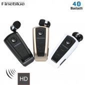 Fineblue Makaralı Bluetooth Kulaklık Müzik Dinleme-6