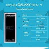 Samsung Galaxy Note 4 Orjinal Batarya Pil N910 Orjinal-4