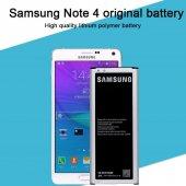 Samsung Galaxy Note 4 Orjinal Batarya Pil N910 Orjinal-9