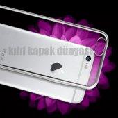 İPHONE 5s 6s KILIF İSECRET METALİK SİLİKON KILIF +KIRILMAZ CAM-9