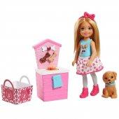 Barbie Chelsea Mutfakta Oyun Setleri Barbie...
