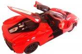 Uzaktan Kumandalı Araba Spor 1:16 Büyük Şarjlı Lamborghini 27cm-3