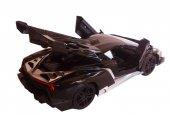 Uzaktan Kumandalı Araba Spor 1:16 Büyük Şarjlı Lamborghini 27cm-5
