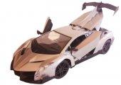 Uzaktan Kumandalı Araba Spor 1:16 Büyük Şarjlı Lamborghini 27cm-6