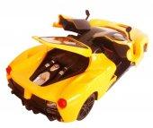Uzaktan Kumandalı Araba Spor 1:16 Büyük Şarjlı Lamborghini 27cm-8