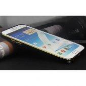Samsung Galaxy Note 2 Kılıf Metal Bumper Çerçeve-3