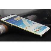 Samsung Galaxy Note 2 Kılıf Metal Bumper Çerçeve-7