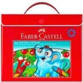Faber Castell 24 Parça Pastel Boya