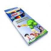 Smart Kids Colour 12 Renk Kuru Boya