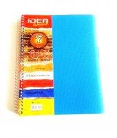 ıdea Notebook 7 Konulu (6+1 Kareli Çizgili)