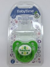 Babytime Mat Gövdeli Emzik (Bt129 2)
