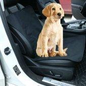 Araç İçi Oto Ön Koltuk Kılıfı Minderi Kedi Köpek Araba Oto Koltu-2