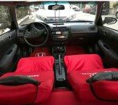 Honda Kırmızı Ön Ve Arka Koltuk Penye Kılıf + Honda Logolu Paspa