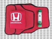 Honda Ön Ve Arka Koltuk Penye Kılıf + Paspas Ve Hediye Bambu Kok