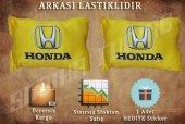Honda 2 Li Boyun Yastığı Asma Ayna Kokusu Hediye