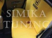 Honda Penye Servis Kılıfı Boyun Yastığı Kemer Pedi 3 Renk