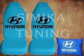 Hyundai Turkuaz Renk Ön Penye Ve 2 Adet Boyun Yastığı